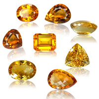Diamond eKarizma Citrine